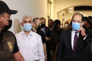 ۳ مأموریت رئیس سازمان اطلاعات مصر در سفر به غزه