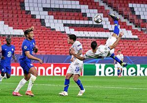 گل یک ایرانی، نامزد بهترین گل لیگ قهرمانان اروپا