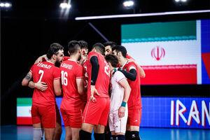 مصدومیت ستاره والیبال ایران برطرف شد