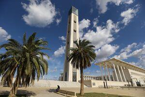 بزرگترین مسجد قاره آفریقا