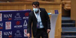 ناظم الشریعه: فرقی ندارد با چه تیمی در جام جهانی بازی کنیم