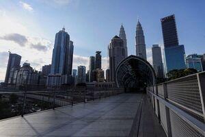 تعطیلی دوهفتهای پایتخت مالزی در پی شیوع کرونا