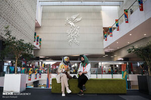 عکس/ ششمین روز جشنواره جهانی فیلم فجر
