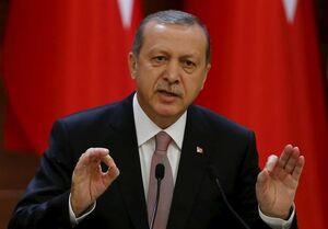 انتقاد اردوغان از حمایت آمریکا از گروههای تروریستی