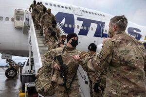 ۴۴ درصد از خروج نظامیان آمریکا از افغانستان تکمیل شد