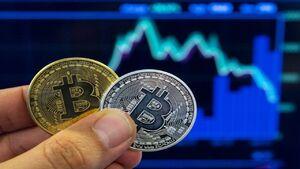 کاهش ارزش ارزهای دیجیتالی