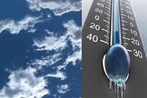 هوای شمال کشور خنکتر میشود