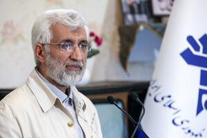 نظر جلیلی درباره علت عدم اجرای برنامه روسای جمهور