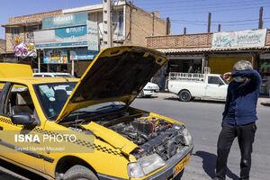 گرمای شدید هوا در خوزستان