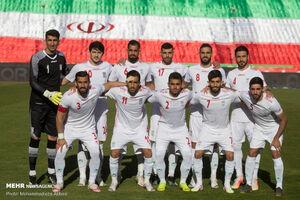 ترکیب تیم ملی ایران مقابل هنگ کنگ مشخص شد