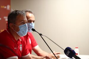 اظهارات اسکوچیچ بعد از برد بحرین