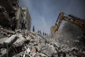 جنایات جنگی اسرائیل در حمله به اماکن مسکونی