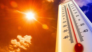 دمای تهران به ۴۰ درجه می رسد