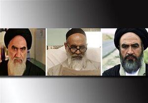 امام خمینی(ره) در قاب سینما و تلویزیون +عکس