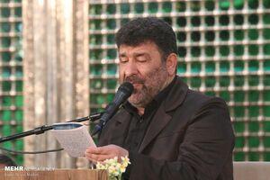 عکس/ دعای پرفیض ندبه در حرم امام خمینی (ره)