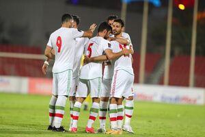 درآمد تیم ملی فوتبال در بحرین واریز شد