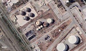 تصاویر ماهوارهای از پالایشگاه نفت تهران