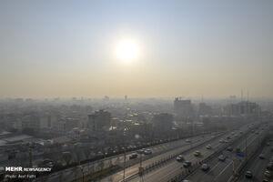 کیفیت قابل قبول هوای پایتخت/ تنها ۲ روز هوای پاک تنفس کردیم