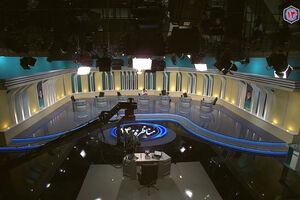 اولین تصویر از محل مناظره انتخابات ۱۴۰۰