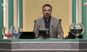 عکس/ مجری مناظره انتخابات ۱۴۰۰