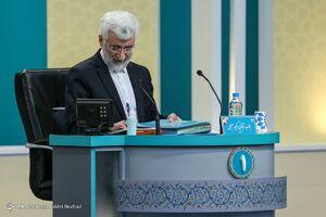 اعتراف ابطحی به صداقت و منطق جلیلی