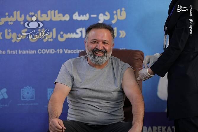 . «سید علی صالحی»، بازیگر آشنای سریالهای تلویزیونی