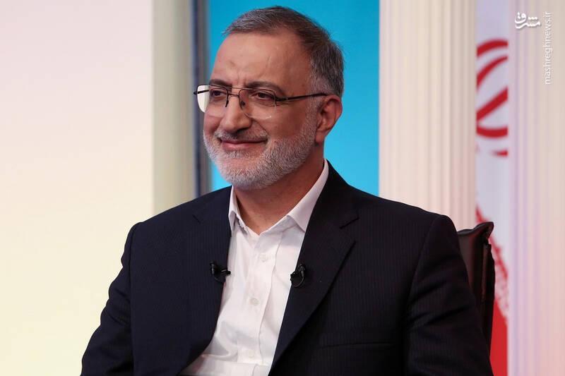 تمجید عضو ستاد جلیلی از زاکانی
