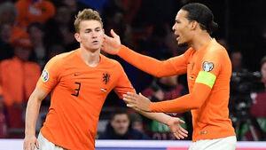 وحشت در اردوی تیم ملی فوتبال هلند
