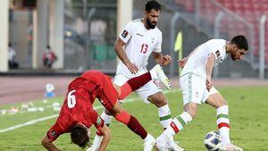 آمار تقابلهای تیمهای ملی فوتبال ایران - بحرین