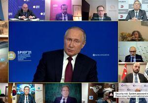 هشدار پوتین درباره بهبودی ناهموار اقتصاد جهانی