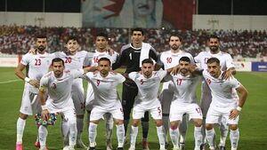 ملی پوشان فوتبال ایران تست PCR دادند