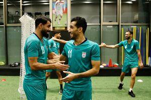 امیری: برای نبرد سخت برابر بحرین آماده هستیم