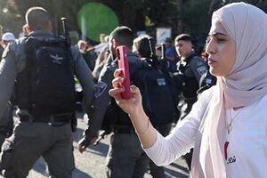 فلسطینی سرشناس در «الشیخ جراح» بازداشت شد +فیلم