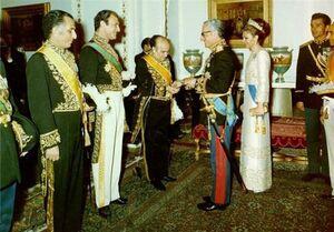 سلطنتی عاشق سرکوب و جنایت!+ عکس
