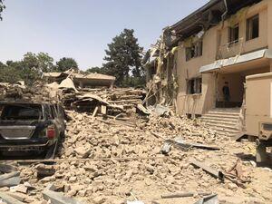 حمله انتحاری در ولایت بلخ +عکس