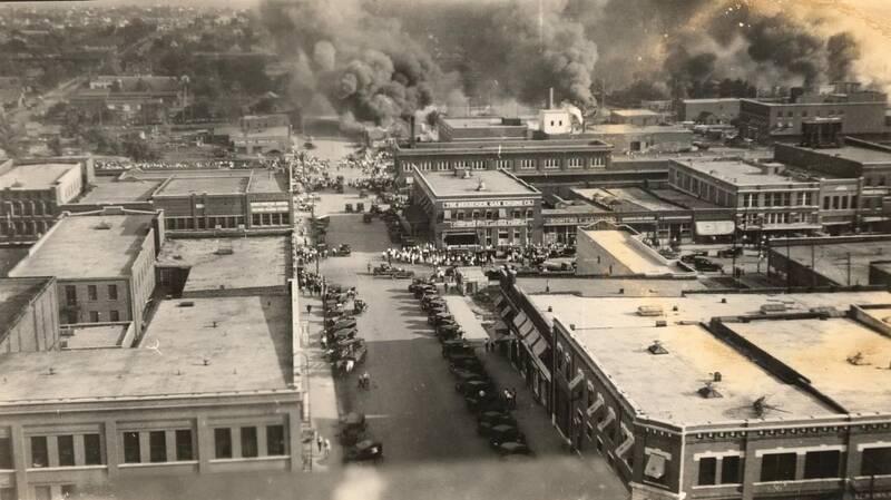 قتل عام نژادی تالسا؛ وحشتناکترین قتل عام نژادی تاریخ آمریکا