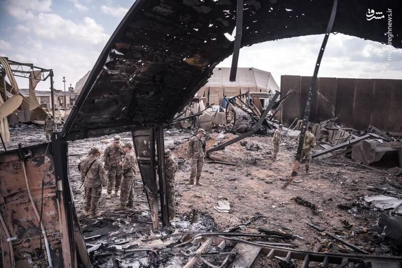 نگاهی به تاکتیک جدید مقاومت برای اخراج اشغالگران از عراق/ چهارمین حمله پهپادی به نیروهای امریکایی در کمتر از ۲ ماه +تصاویر