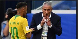 احتمال برکناری سرمربی برزیل بخاطر اظهارات تند کرونایی