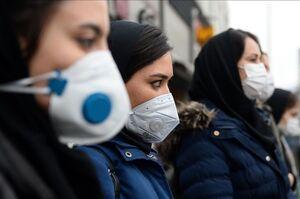 آمار فوتیهای کرونا در ایران هنوز بالاست