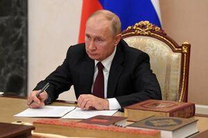 پوتین قانون خروج روسیه از معاهده آسمانهای باز را امضا کرد