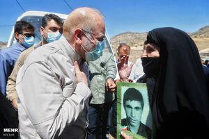 سفر رئیس مجلس شورای اسلامی به استان ایلام