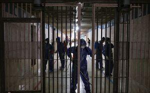 فیلم/ ۱۲۰ هزار مرخصی در ایام کرونا برای زندانیان