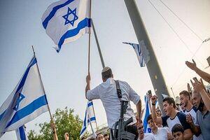 اسرائیلیها از برگزاری «راهپیمایی پرچم» منصرف شدند