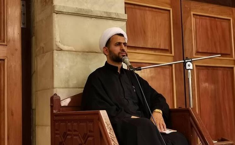 عزاداری شهادت امام صادق(ع) در حرمهای سوریه +عکس و فیلم