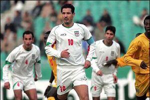 واکنش علی دایی به پیروزی پرگل تیم ملی ایران برابر بحرین