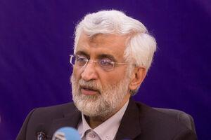 اعتراض نماینده سعید جلیلی در رسانه ملی