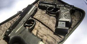 انهدام باند فروش سلاح و تجهیزات نظامی