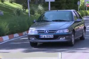 عکس/ خودرو رضایی هنگام ورود به سازمان صدا و سیما