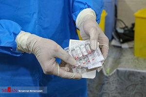 تامین واکسن برای دوز دوم در هفته آتی صورت خواهد گرفت