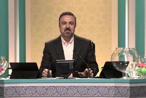 عکس/ مجری برنامه مناظره انتخابات ۱۴۰۰